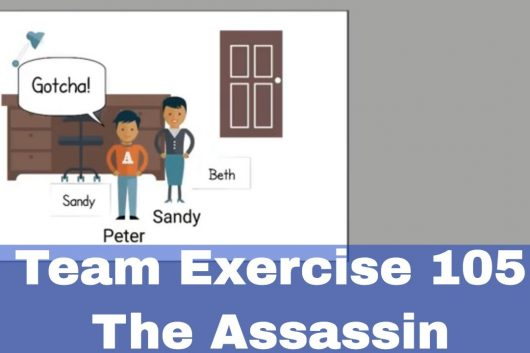 Exciting Team Meeting Ideas – The Assassin