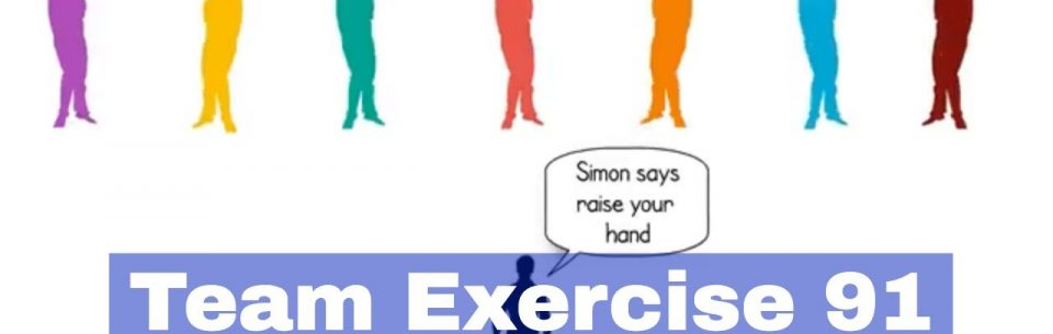 Active Listening Exercises – Simon Says
