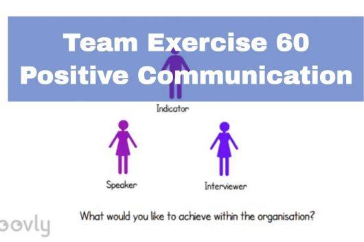 Communication Skills – Positive Communication