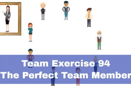 Corporate Team Building – The Perfect Team Member