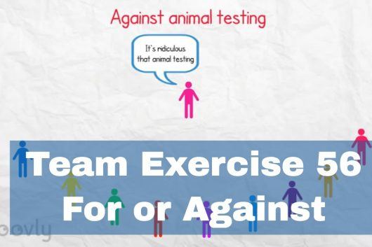 Debating Exercises – For or Against