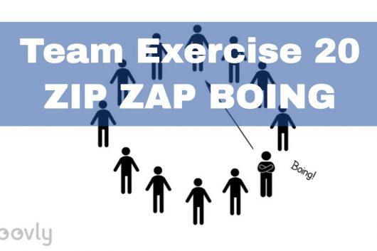 Energizers – ZIP ZAP BOING