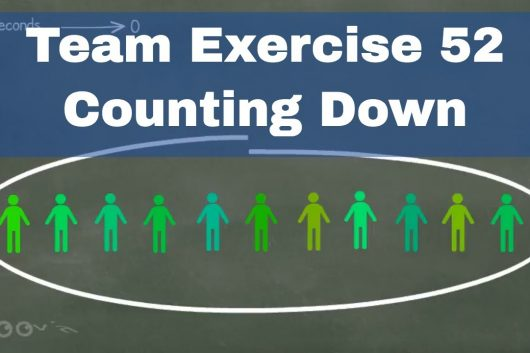 Fun group games – Counting Down