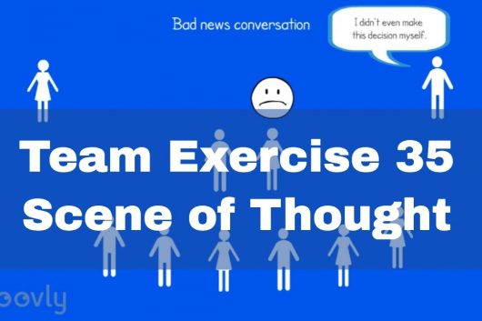 Fun team building games – Scene of Thought