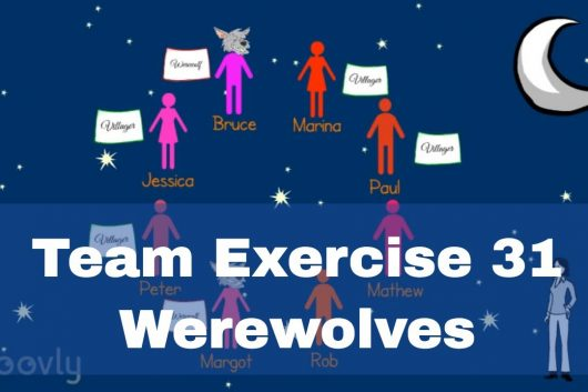 Games for Groups – How to play werewolves