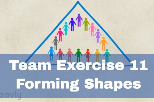 Group Energizer Activities – Forming Shapes