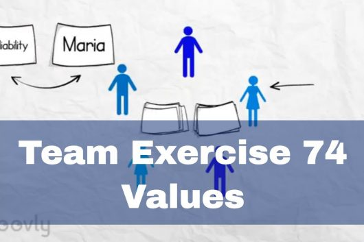 Group exercises – Values