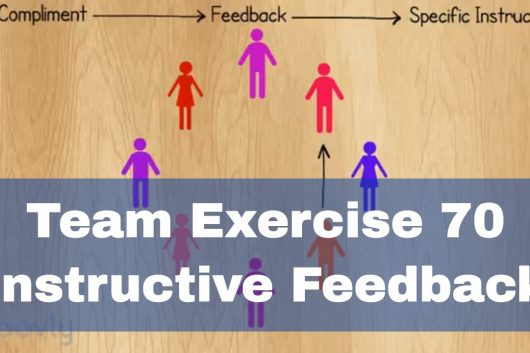 How to give feedback – Instructive Feedback
