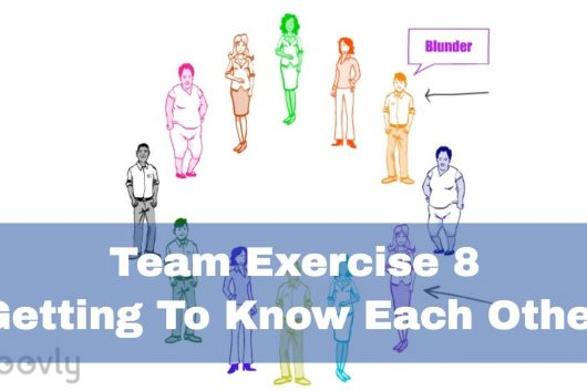 Introduction Games – Getting to know each other