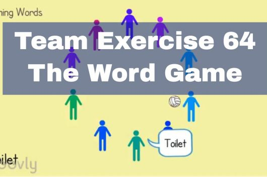 Language games – The Word Game
