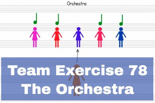 Musical Team Building – The Orchestra