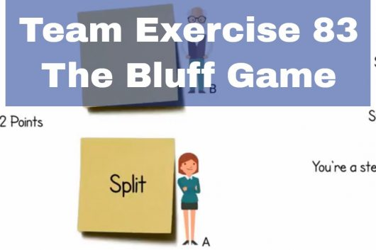 Negotiation Skills – The Bluff Game