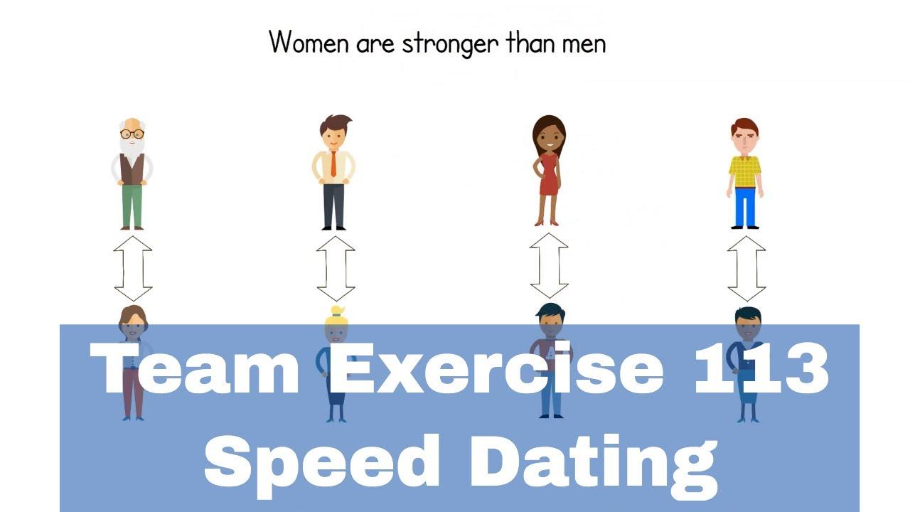 speed dating i teg)