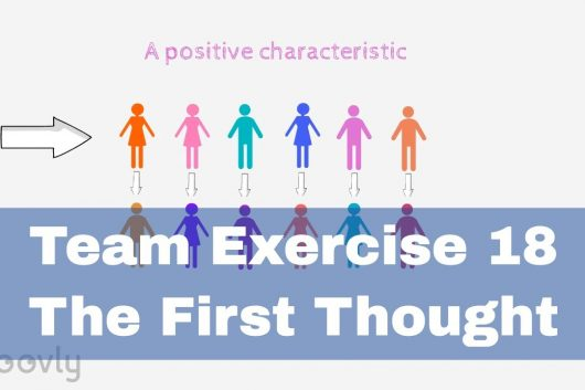 Team Bonding Ideas – The First Tought