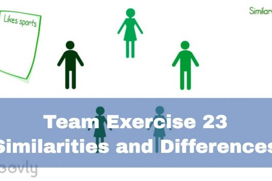 Team building Challenges – Similarities and Differences