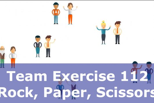 Team Building for Large Groups – Rock Paper Scissors