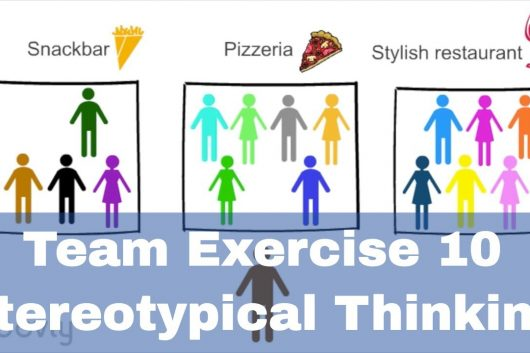 Team Building Games – Stereotypical Thinking