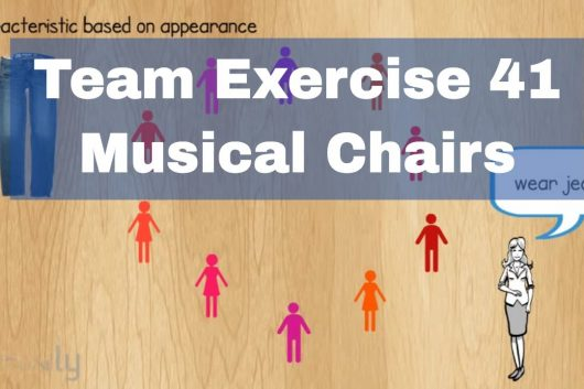 Team building Games indoor – Musical Chairs