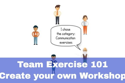 Group Building Exercise – Create your own workshop