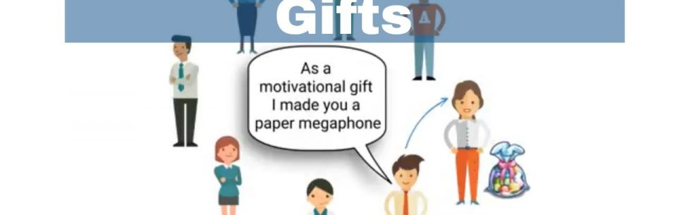 Team Motivation – Gifts