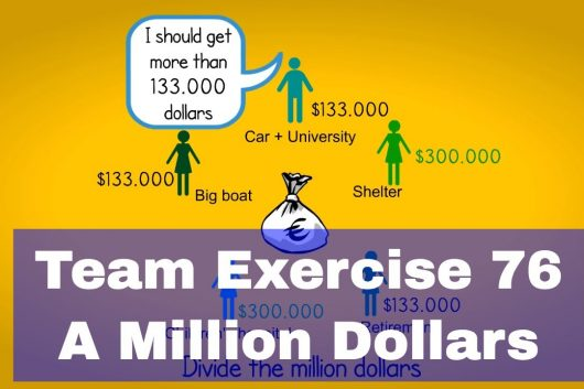 Teamwork Games – A Million Dollars