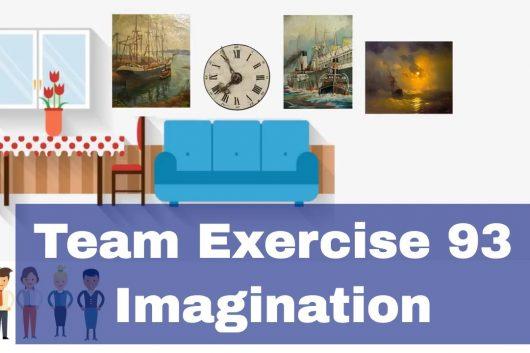 Theater Exercises – Imagination
